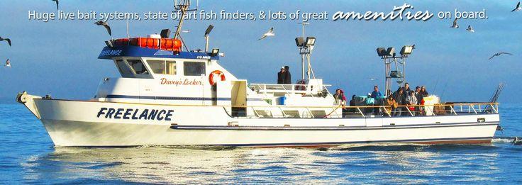 Deep Sea Fishing Prices   Daveys Locker