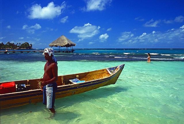 Islas  del Rosario, Cartagena.