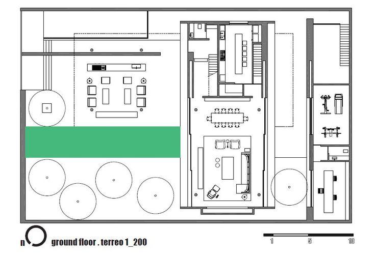Amassing design house 6 marcio kogan architecture for Marcio kogan plans