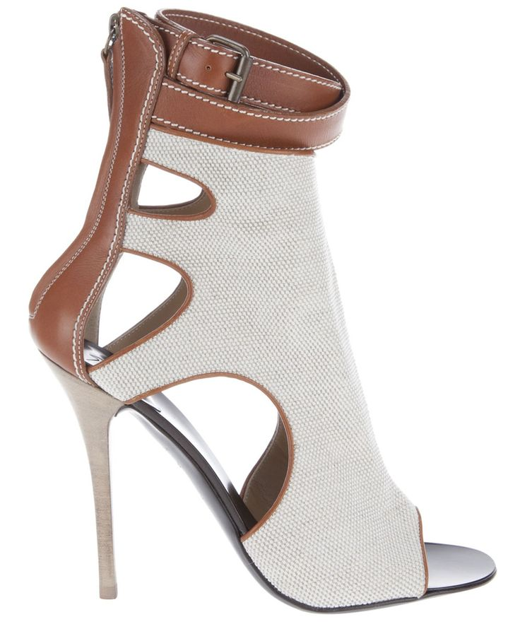 Giuseppe Zanotti Summer and Speing Boots yes Booties & ankle boots Even flat linens ie riding boots in pales and olive green!!! Fab!!! Or camo