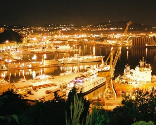 Ancona, porto