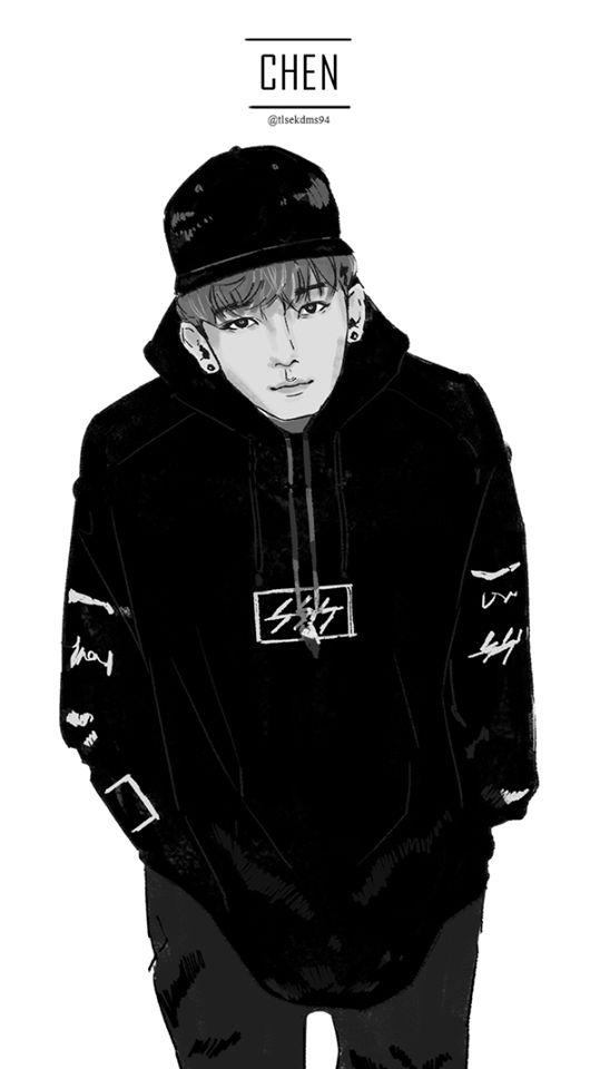 <fanart> Chen