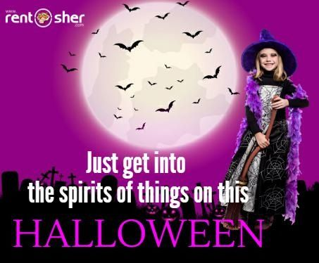 Hire Halloween costumes on rent with RentSher at affordable prices. Visit for Bangalore - http://bit.ly/2e6aVUj for Delhi- http://bit.ly/2dWvRAx for more details.
