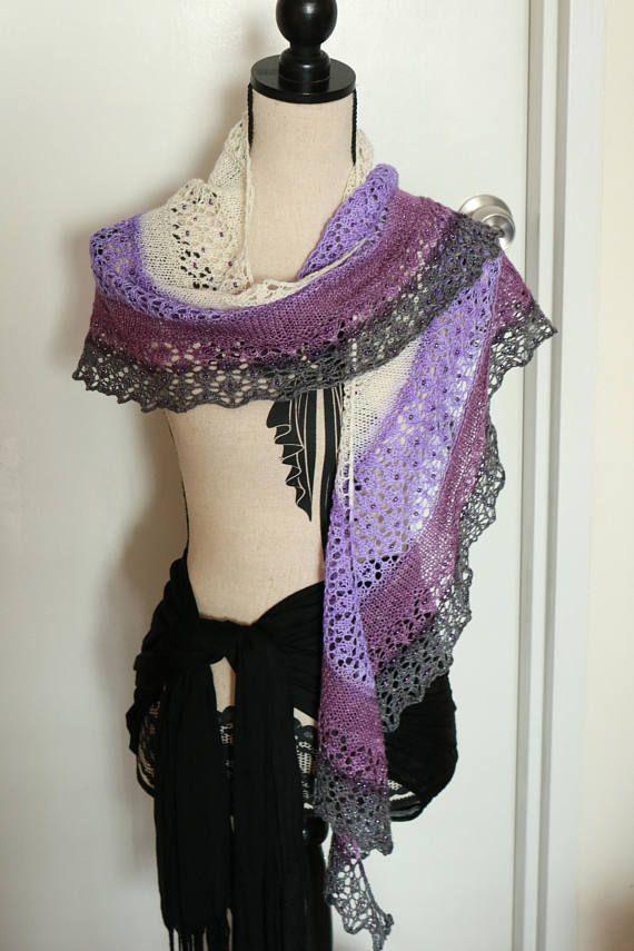 Esmerelda beaded shawl