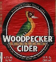 Woodpecker Cider...my favorite!