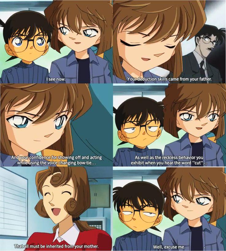 Case Closed Detective Conan Episode One: @CharmingMystery Genetics, Ep 335 DetectiveConan