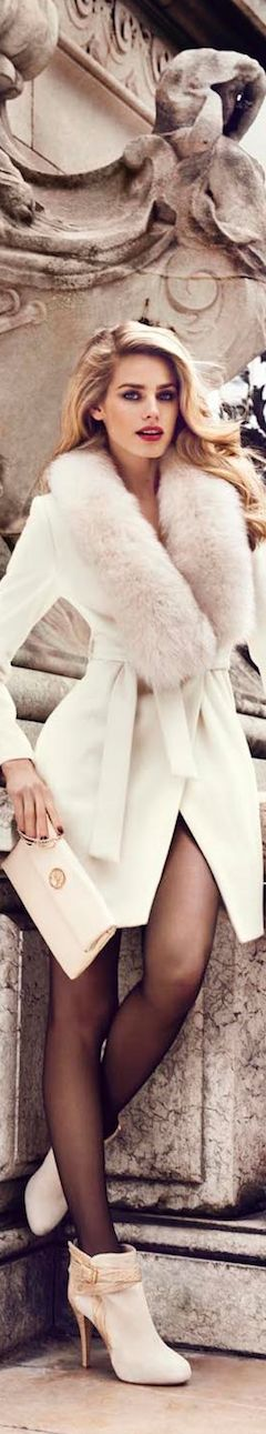Love Republic - love the coat, as long as it is faux fur that is...