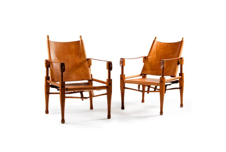 "Kienzle ""Safari"" chairs"