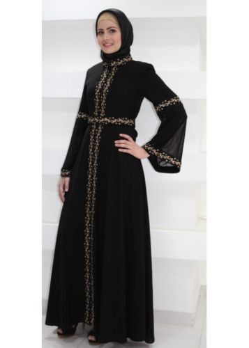 Abaya 15 Available at: e-hijab.myshopify.com. Comes in ‪#‎Torqouise‬ ‪#‎pink‬…