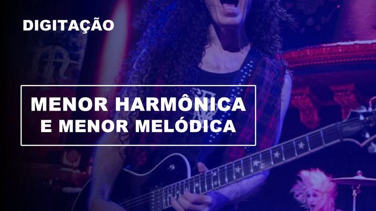 MENOR HARMÔNICA e MENOR MELÓDICA  #guitar #guitarra #menorharmonica #menormelodica #music #musica #auladeguitarra #aprendaguitarra #musical #brasil #cassio #ca1sio #blog #ebook #free #lesson
