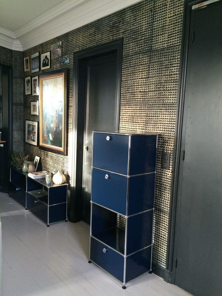 124 besten usm haller bei leptien 3 bilder auf pinterest usm haller elemente und wohnen. Black Bedroom Furniture Sets. Home Design Ideas