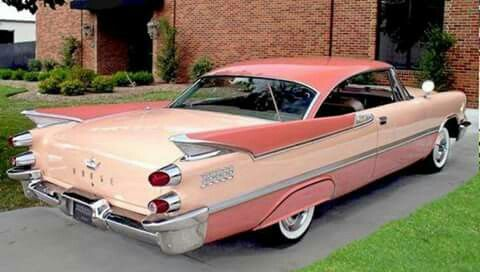 Beautiful '59 Dodge