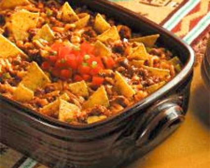 Points Plus Taco Casserole Recipe | The Daily Meal