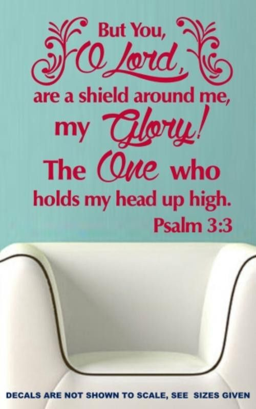 66 best Christian Quotes Stickers and Wall Decals images ...