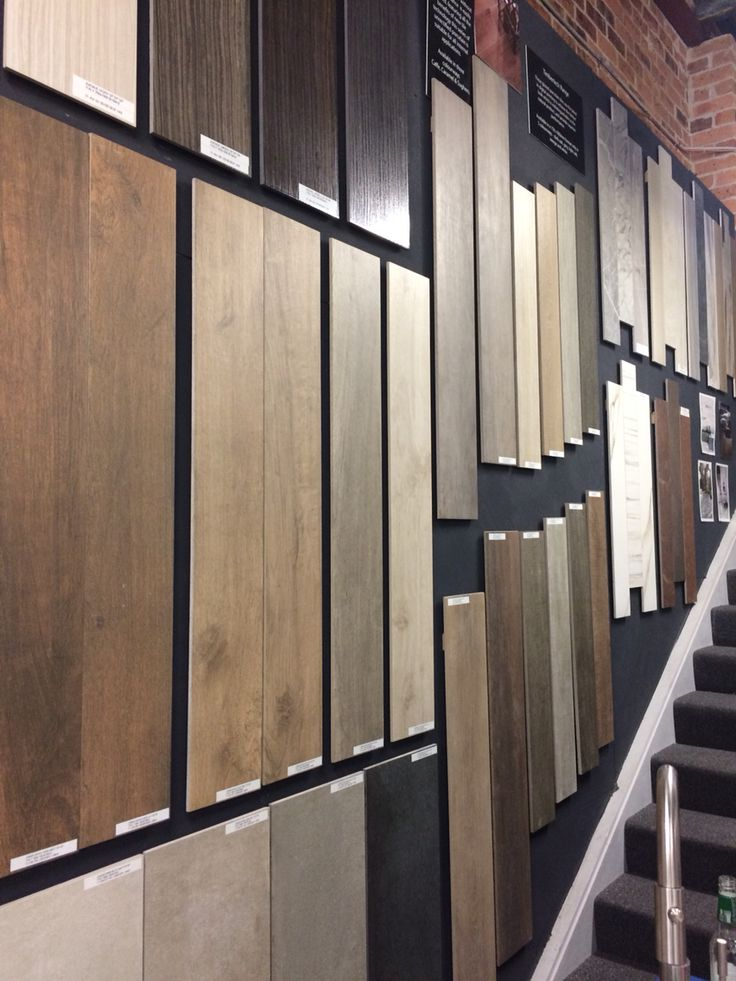 New timber look tile wall is finished on display in our showroom. We think it looks great, what do you think? These are great, come and check them out http://www.abltilecentre.com.au/timber-look-floor-tile/