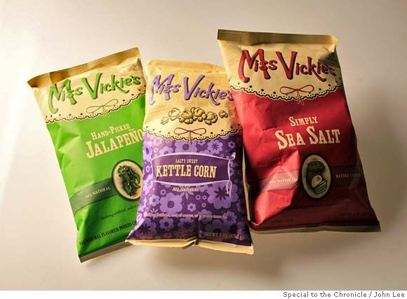Miss Vickys potato chips..the best potato chips made! & only available in Canada