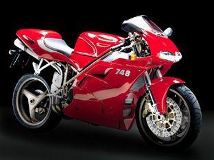 Ducati 748 Biposto