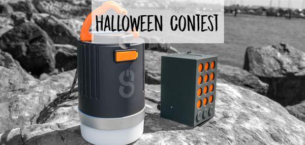 Halloween Contest — Treats for you! #Halloween #Contest #LOGiiX