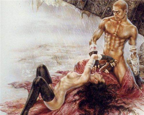 Female masturbation objects