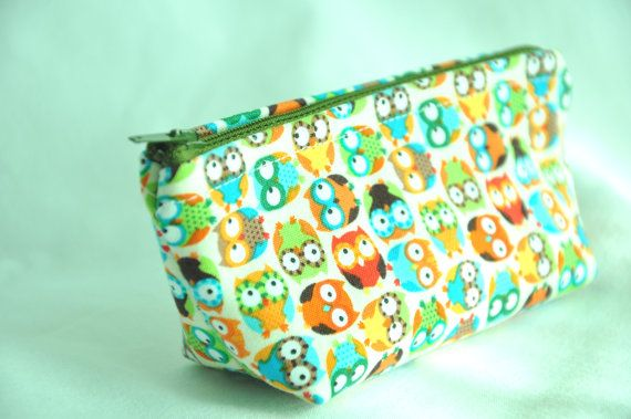 Coin purse small and cute zipper pouch by manufattofattoamano, €12.00