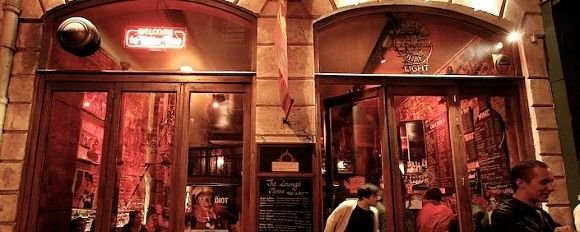 Panoramique du restaurant The Lizard Lounge à Paris