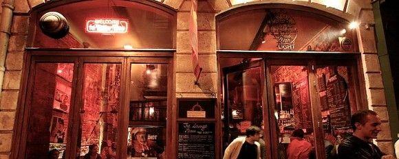 Panoramique du restaurant The Lizard Lounge à Paris