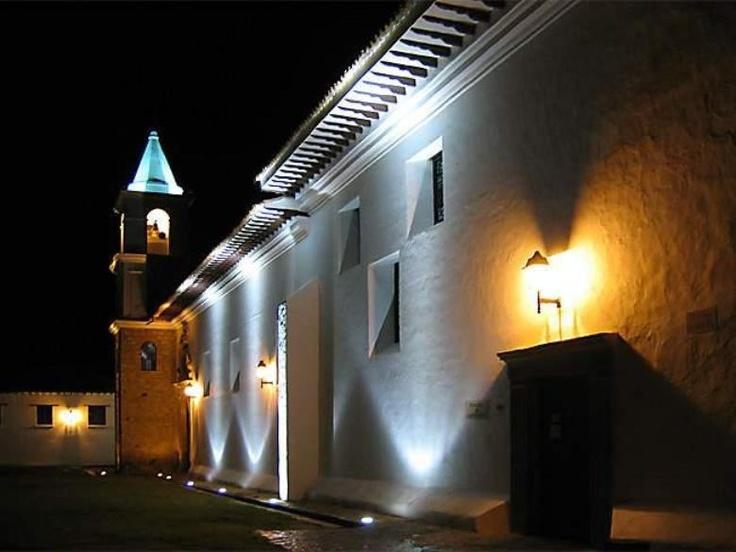 El Carmen Church. Villa de Leyva, Boyacá