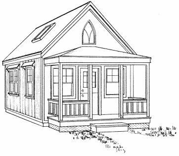 1000 ideas about small cottages on pinterest small for 14x24 cabin plans