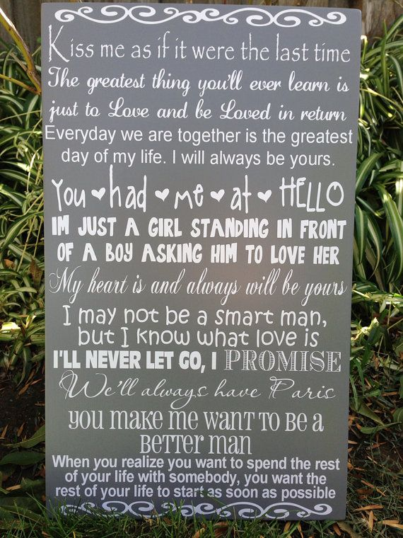 Famous Quotes On Wood Signs | Wooden Thing