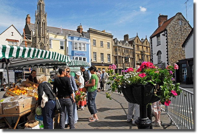 Glastonbury Market by Nige's Place, via Flickr