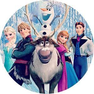 24 best frozen party images on Pinterest Queen Frozen birthday