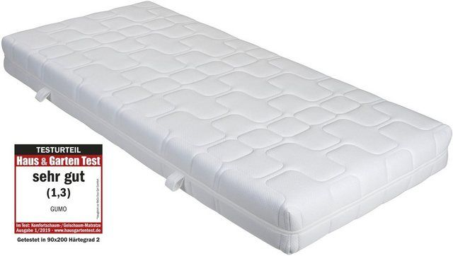 Gel foam mattress »GUMO«,, 20 cm high, house & garden …