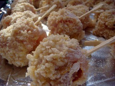 chicken cordon bleu appetizers