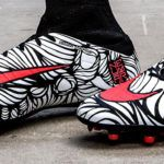 How could it be otherwise? Ronaldinho, Ronaldo, Messi and so on have done it and now the superstar Neymar has followed suit. At just 22 years of age, Neymar da Silva Santos Júnior has released his own range of Nike football boots. With the help of the Brazilian artist Bruno Big, an absolutely...