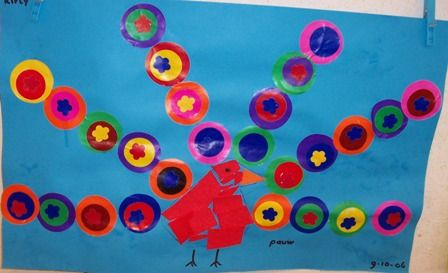 Kern 6 : pauw >De kunstenaar