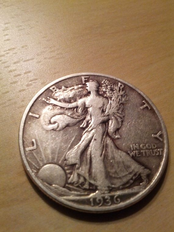 5 Walking Liberty silver half dollar coin s by DrewsCollectibles, $62.00 #mike1242