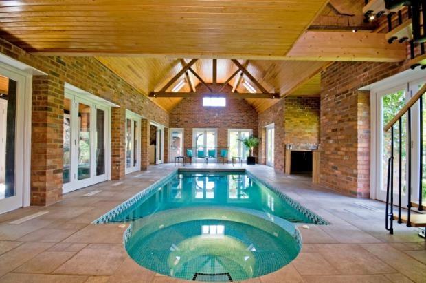 A fantastic indoor pool in Surrey
