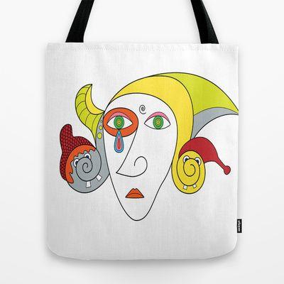 PAN Tote Bag by Joe Pansa - $22.00