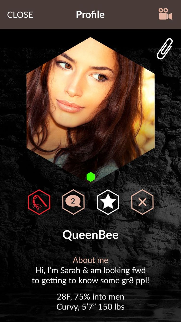 Meet the app that is Tinder but for S&M freaks only