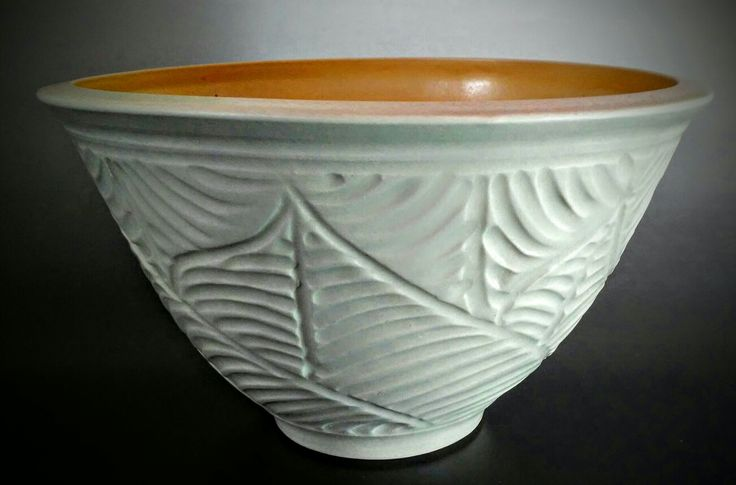 Large serving bowl Facebook.com/patsy.oconnell.pottery