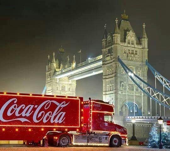 Coca Cola, London