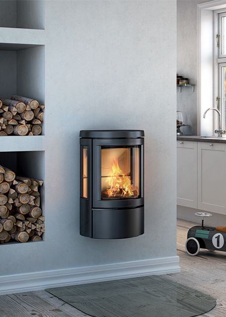 224 Best Wood Burners Images On Pinterest Wood Burner