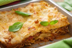Skvělé lasagne