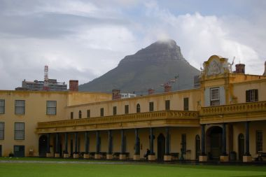 The Castle of Good Hope - Cape Town Tourism