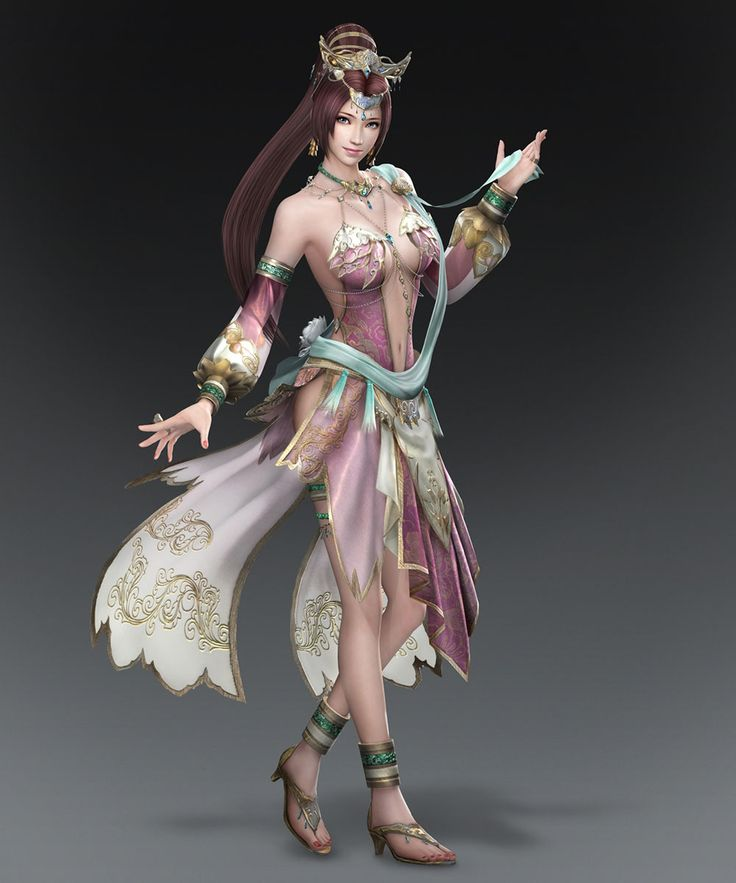 dynasty warriors 8 | Dynasty Warriors 8 Diaochan Artwork