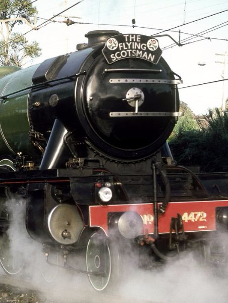 The Flying Scotsman, World's Most Famous Train, Is Back on Track After a 53-Year Retirement