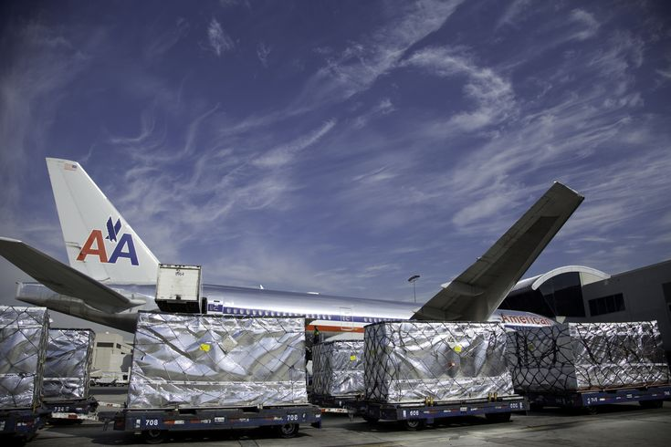American Adds Full Cargo Service At Tampa Aircargonews