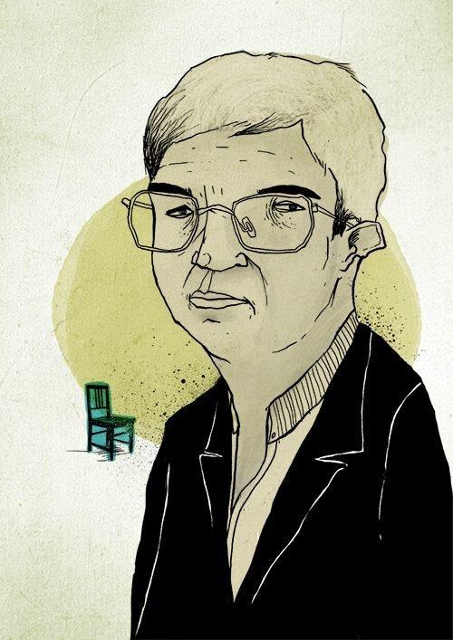 Editorial Illustrations // Sabitfikir Mag. 2012 on Illustration Served