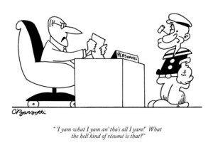 11 best Job Hunting Humor - Chameleon Resumes images on Pinterest ...