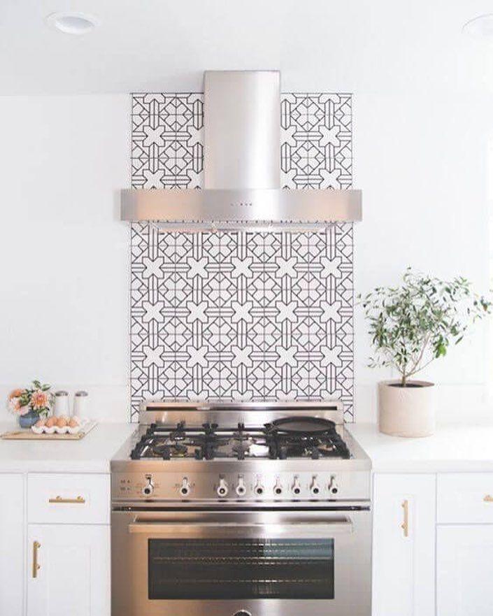 Alison Burckhardt On Instagram Trending Kitchen Tile Backsplash